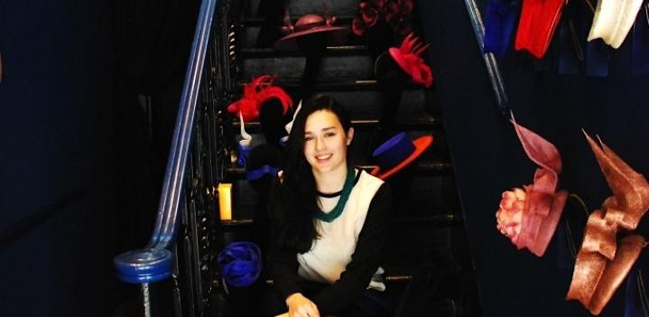 Fur Futures Member & Hat Designer Laura Apsit