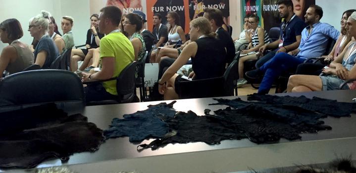 Fur Futures, Fur Summer School Greece