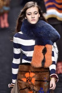 Fendi Fur Milan Fashion Week