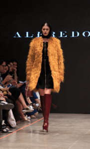 ALFREDO MARTINEZ WINS TEQUILA CENTENARIO AWARD FASHION WEEK MEXICO