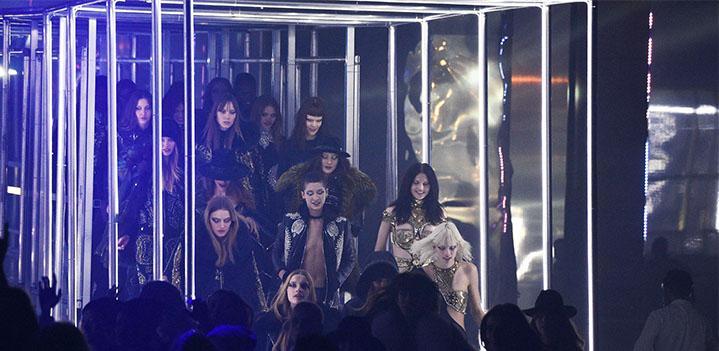 Phillip Plein's Fashion show