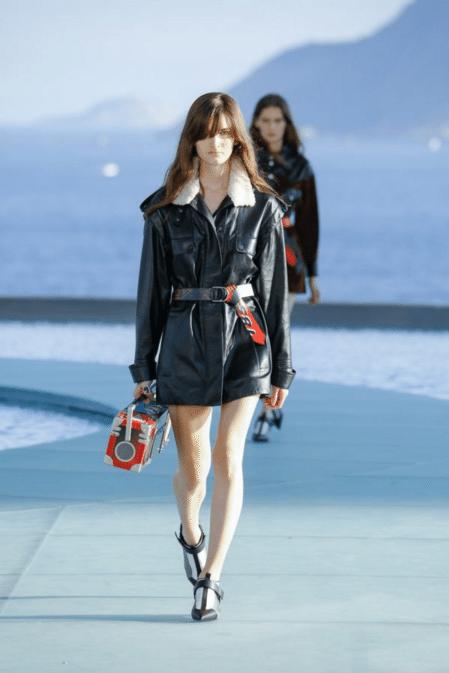 Louis Vuitton Resort 2017, Fur Style