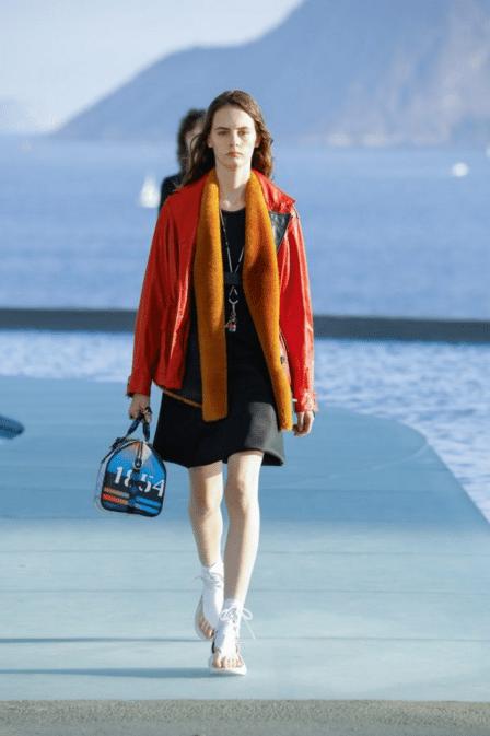 Louis Vuitton Resort SS 2017, Fur Accessories