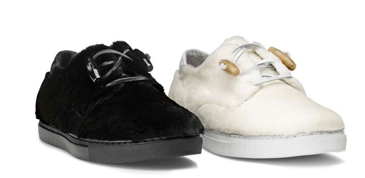 Kopenhagen Fur Sneakers