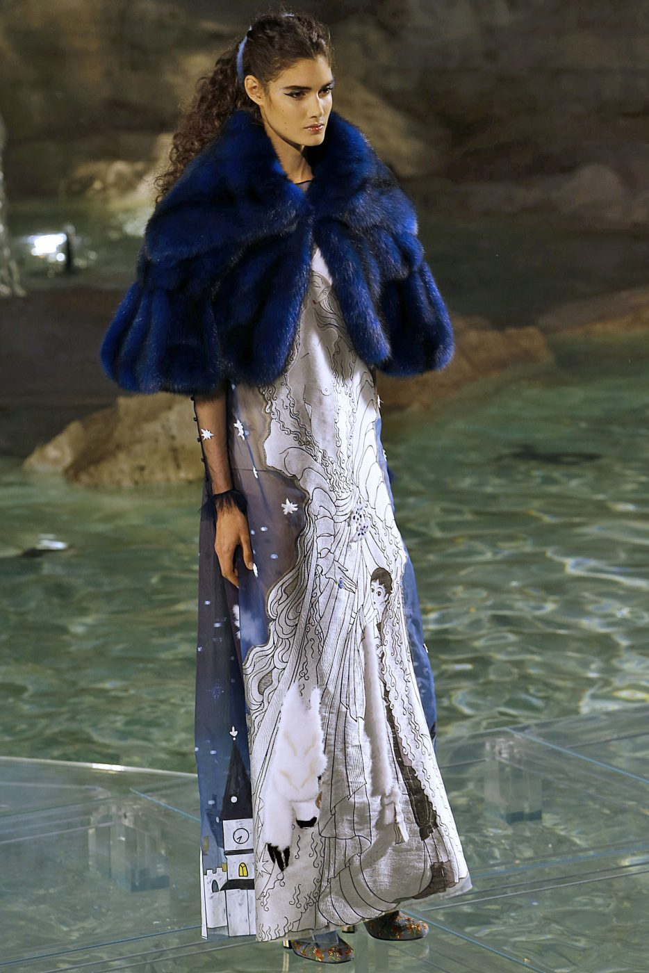 Fendi Fur Legends and Fairytales