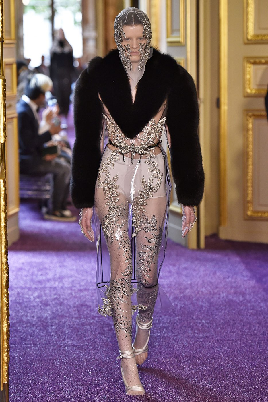 Francesco Scognamiglio FW16 Haute Couture Paris
