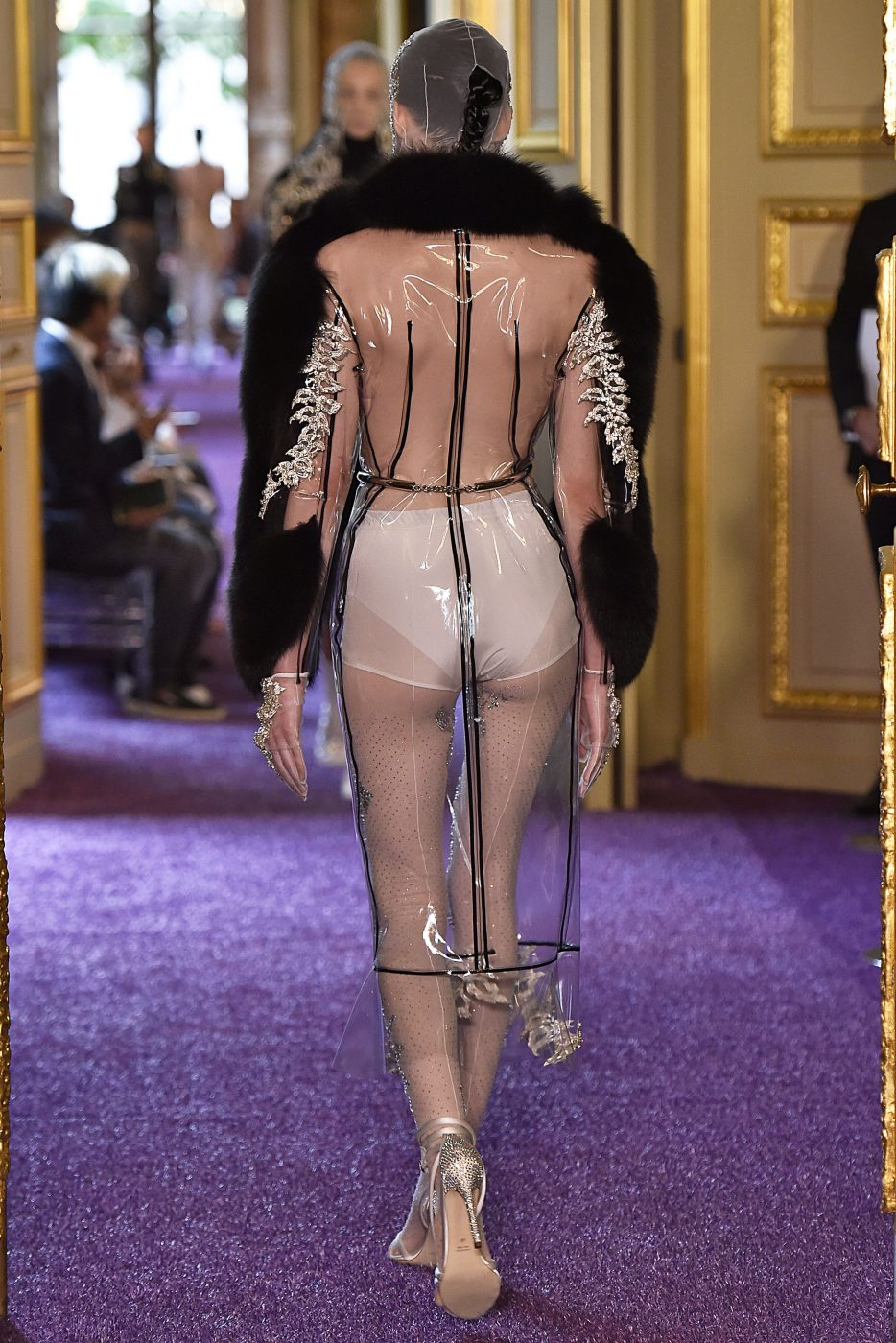Francesco Scognamiglio FW 2016 - 2017 Haute Couture Paris We Are Fur