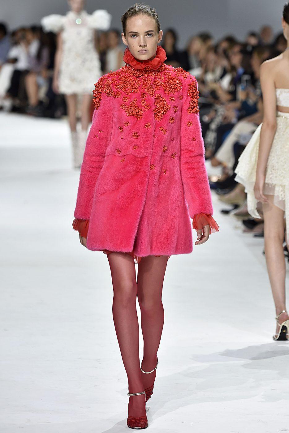 Giambattista Valli FW 2016 - 2017 Haute Couture Paris We Are Fur