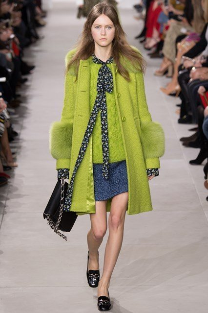 Michael Kors Fur in Fashion
