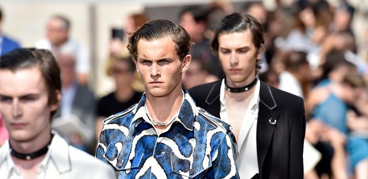 Men's Fur Fashion SS17