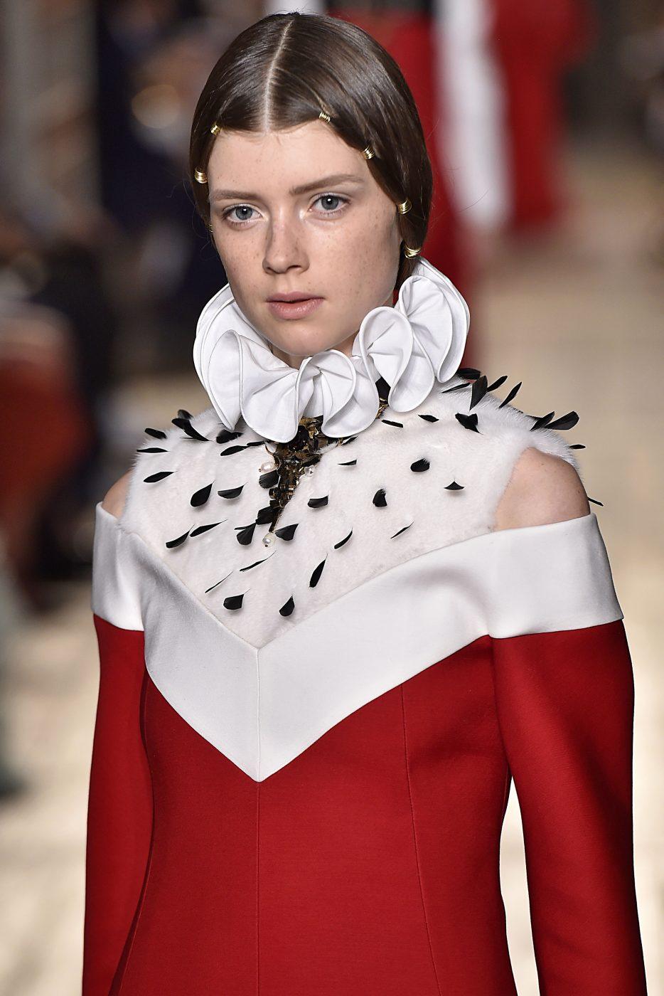 Valentino FW 2016 - 2017 Haute Couture Paris We Are Fur