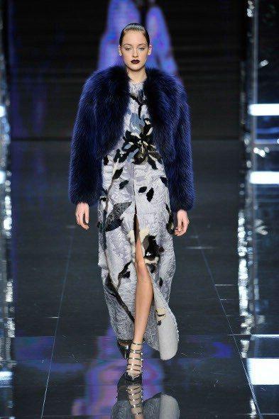 Fabio Gavazzi Womenswear model NAFA MiFur