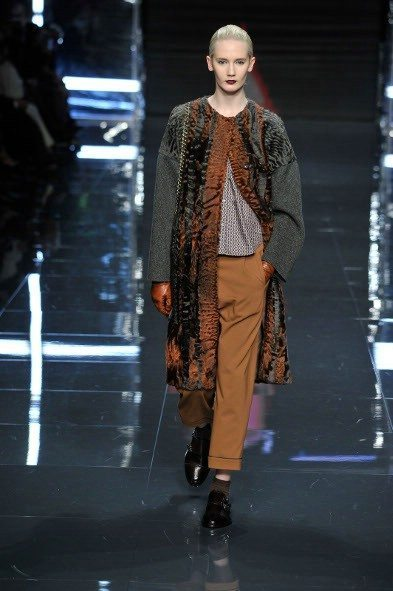 Grandi Womenswear NAFA MiFur models