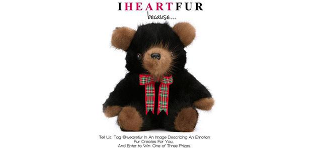 I HEART FUR, Instagram, International Fur Federation