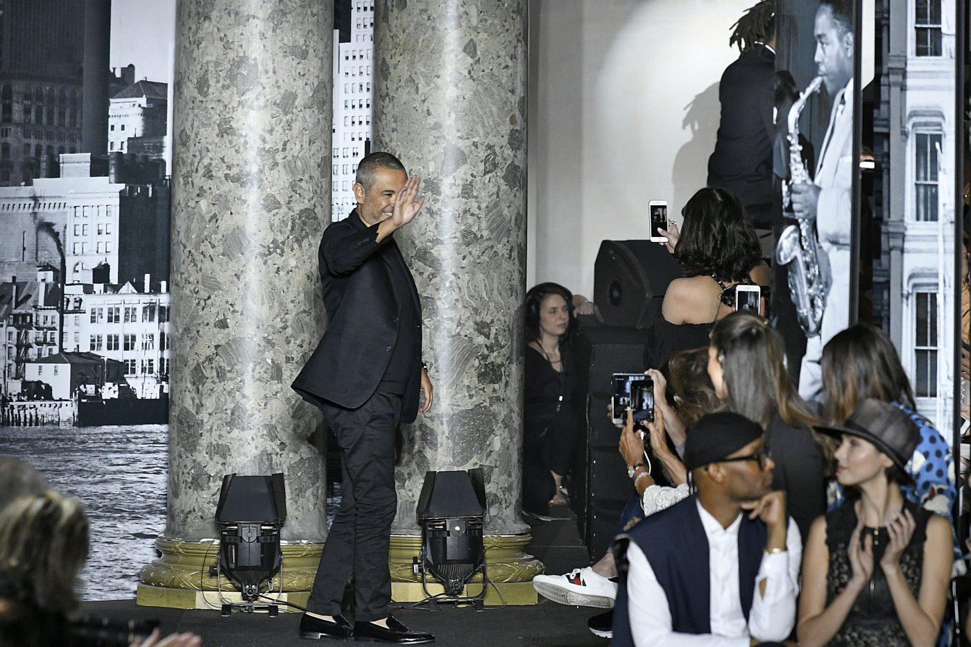 Elie Saab Fall Winter 2106 Haute Couture Fur