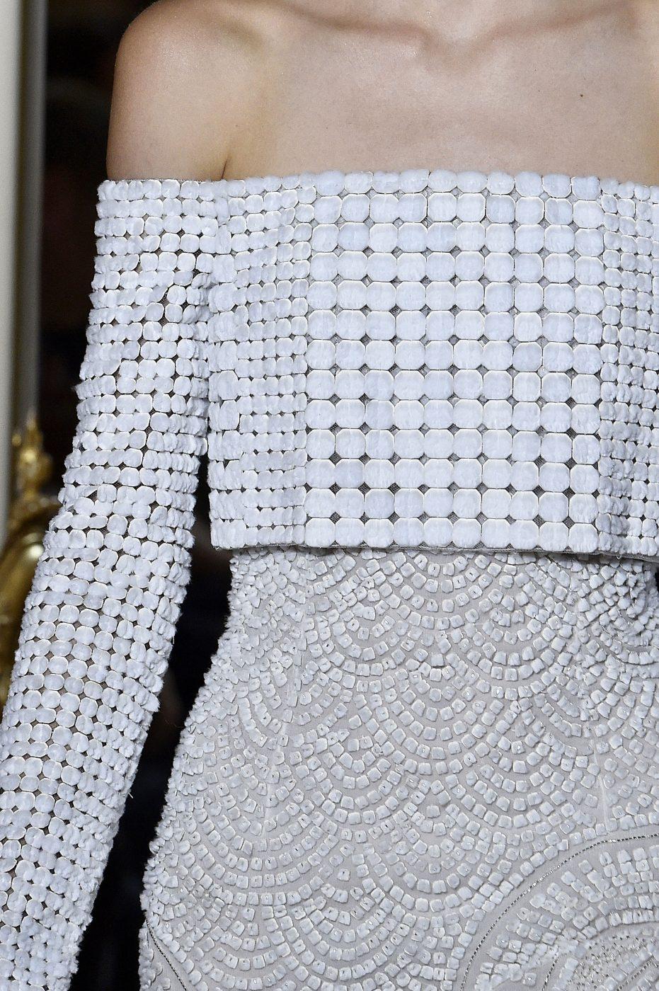 J Mendel Fur Detail Fall Winter 2016 Haute Couture Paris
