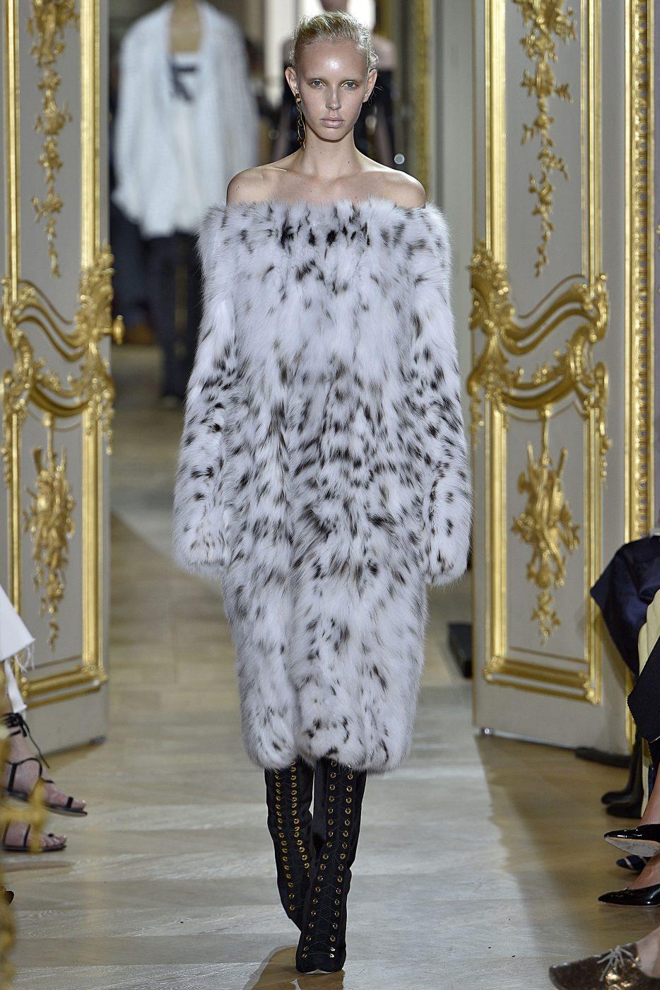 J Mendel Haute Couture Paris 2016