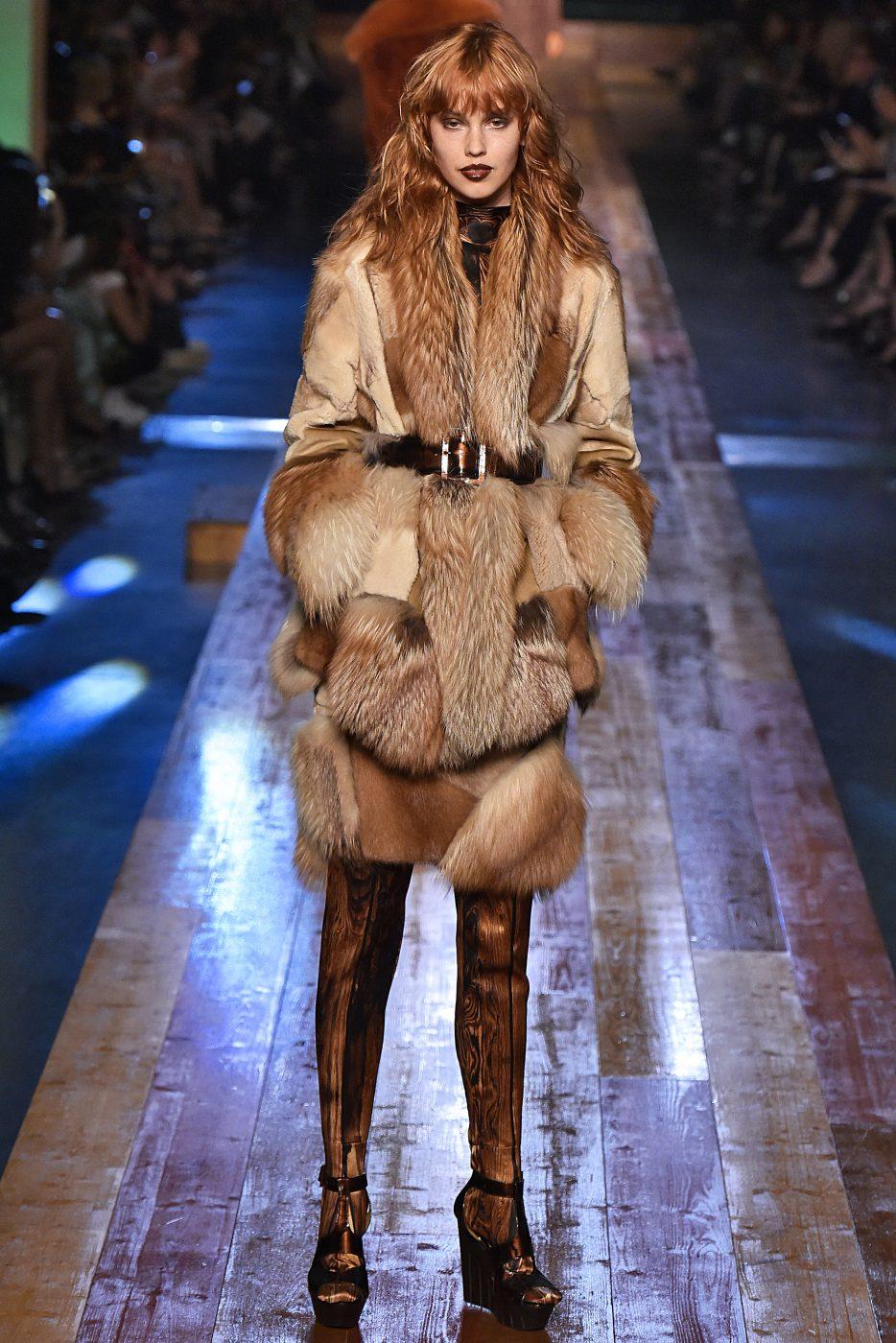 Jean Paul Gaultier Fall Winter 2016 Haute COuture Paris