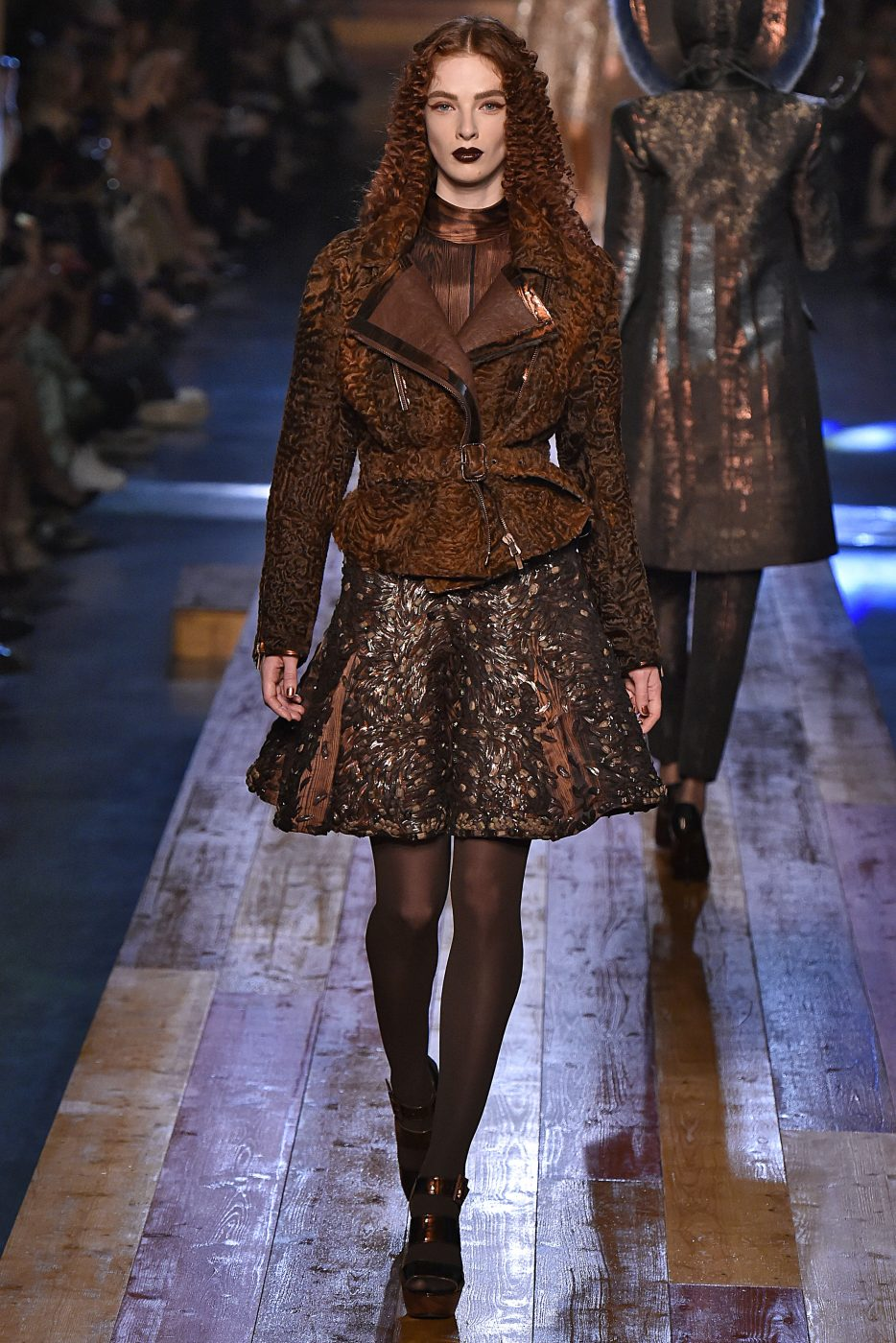 Jean Paul Gaultier Fall Winter 2016 Haute Couture