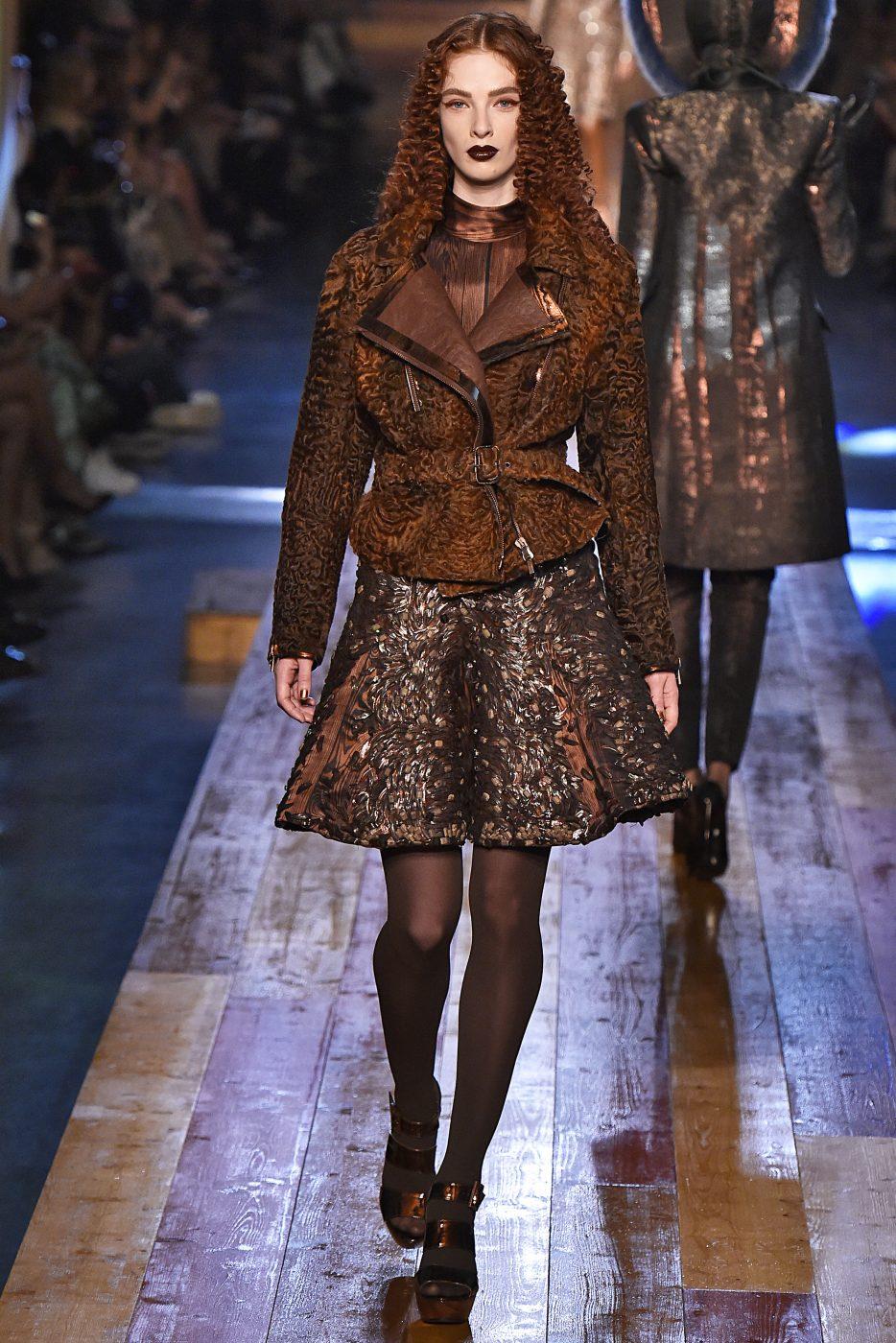 Jean Paul Gaultier Haute Couture Fall Winter 2016