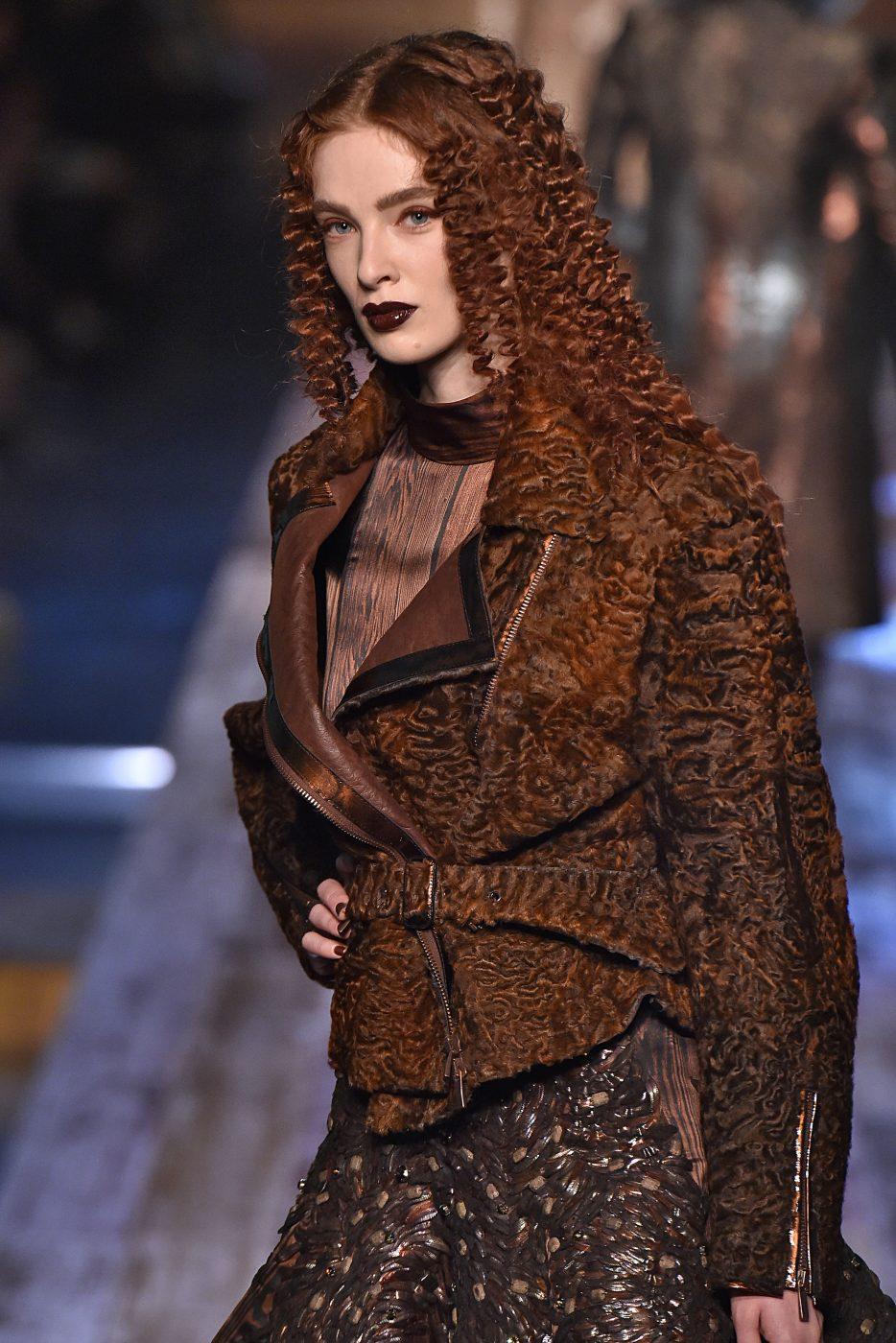 Jean Paul Gaultier Fal Winter 2016 Haute Couture Paris
