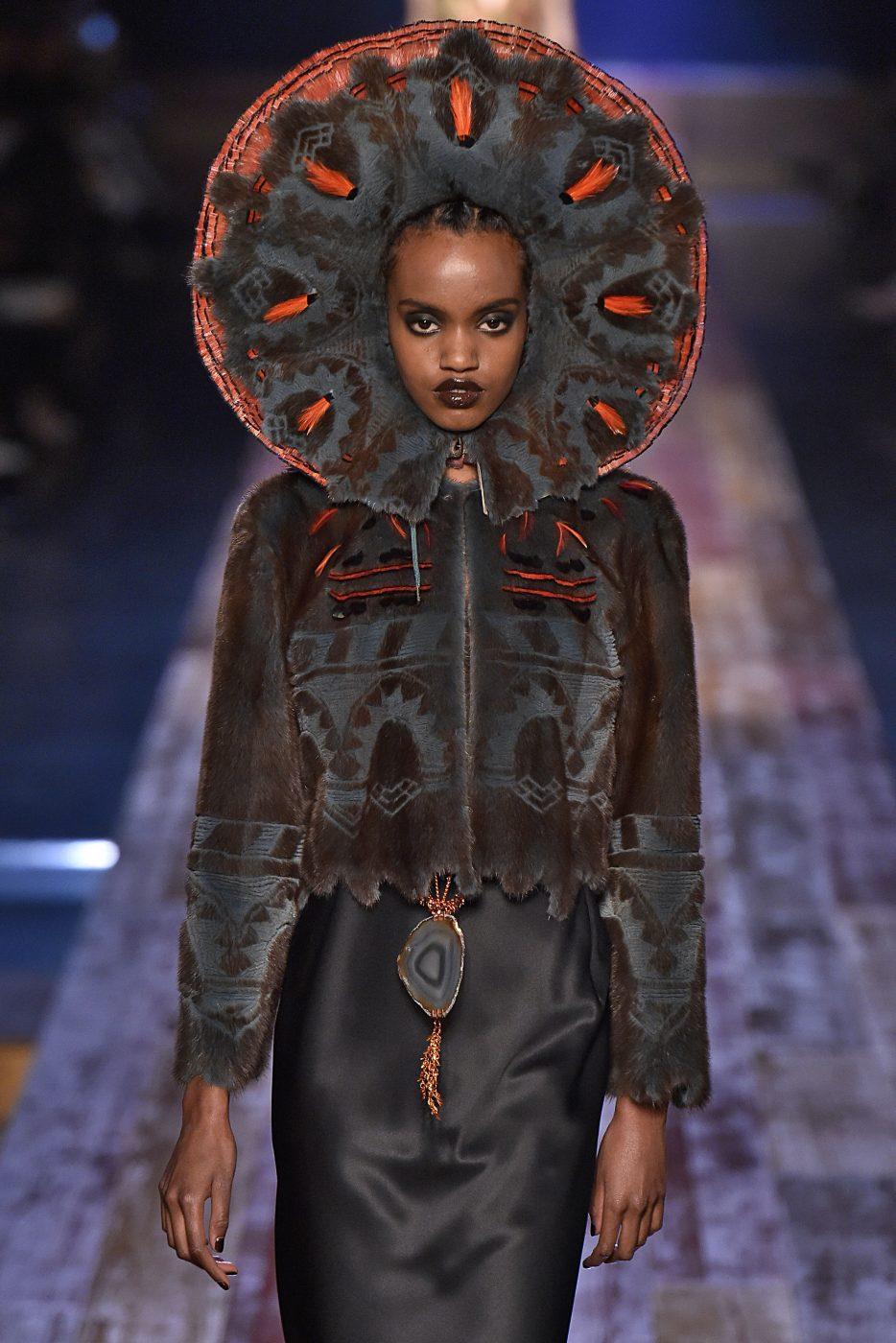 Jean Paul Gaultier Haute Couture Paris 2016