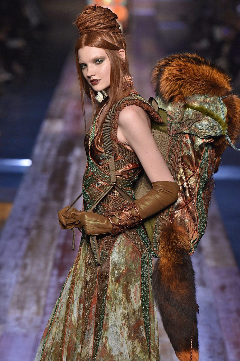Jean Paul Gaultier Fall winter 2016 Haute Couture 2016