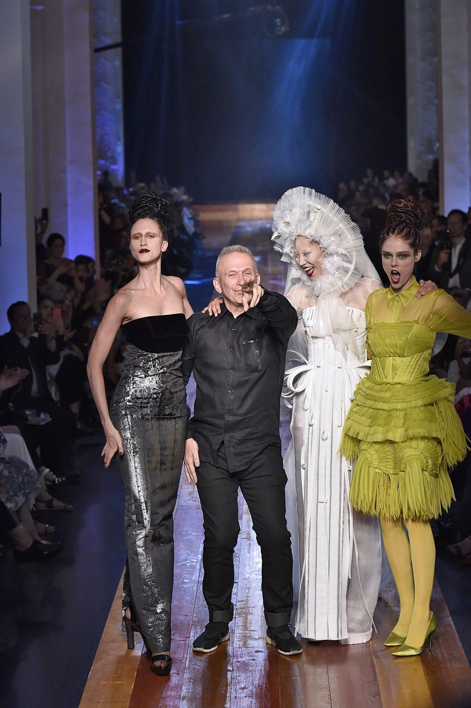 Jean Paul Gaultier Haute Couture Fall Winter 2016 Fur