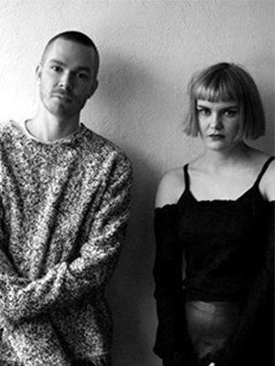 Joona Rautiainen and Anna Sarasoja