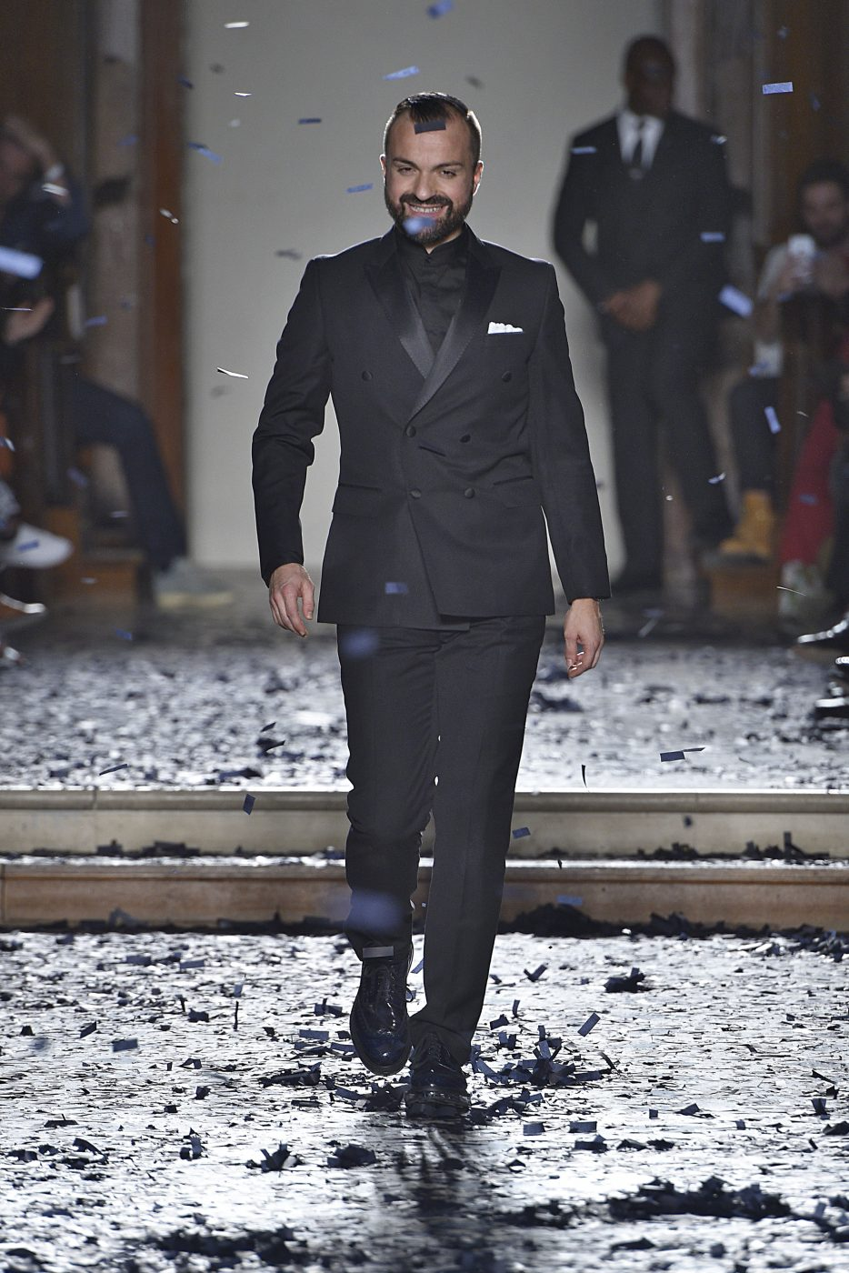 Julien Fournie Fall Winter 2016 Haute Couture Fur Paris