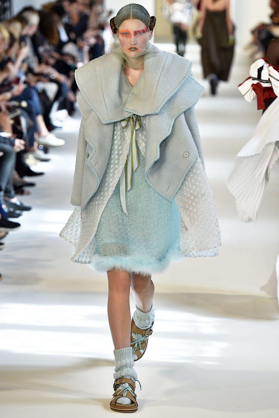 Maison Margiela Fall Winter 2016 Haute Couture Paris