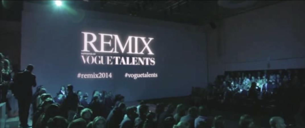 Remix 2014 by Vogue Talents