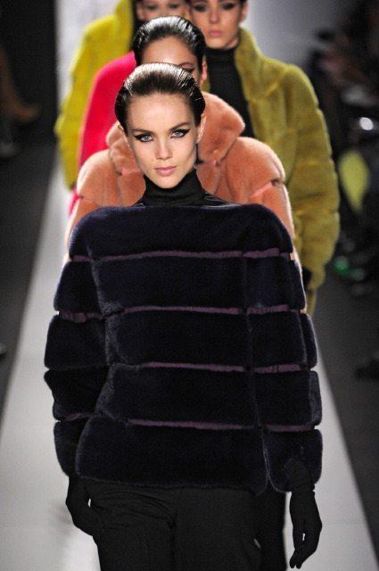 Ralph Rucci Fur Style Designer