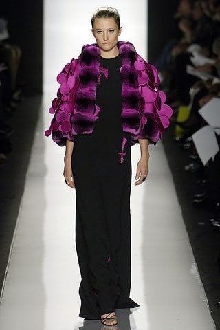 Ralph Rucci Fur style