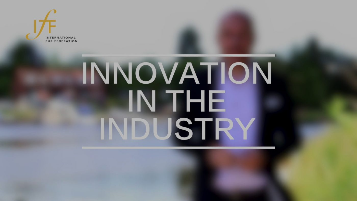 Innovation in the Fur Industry as Discussed by CEO Mark Oaten