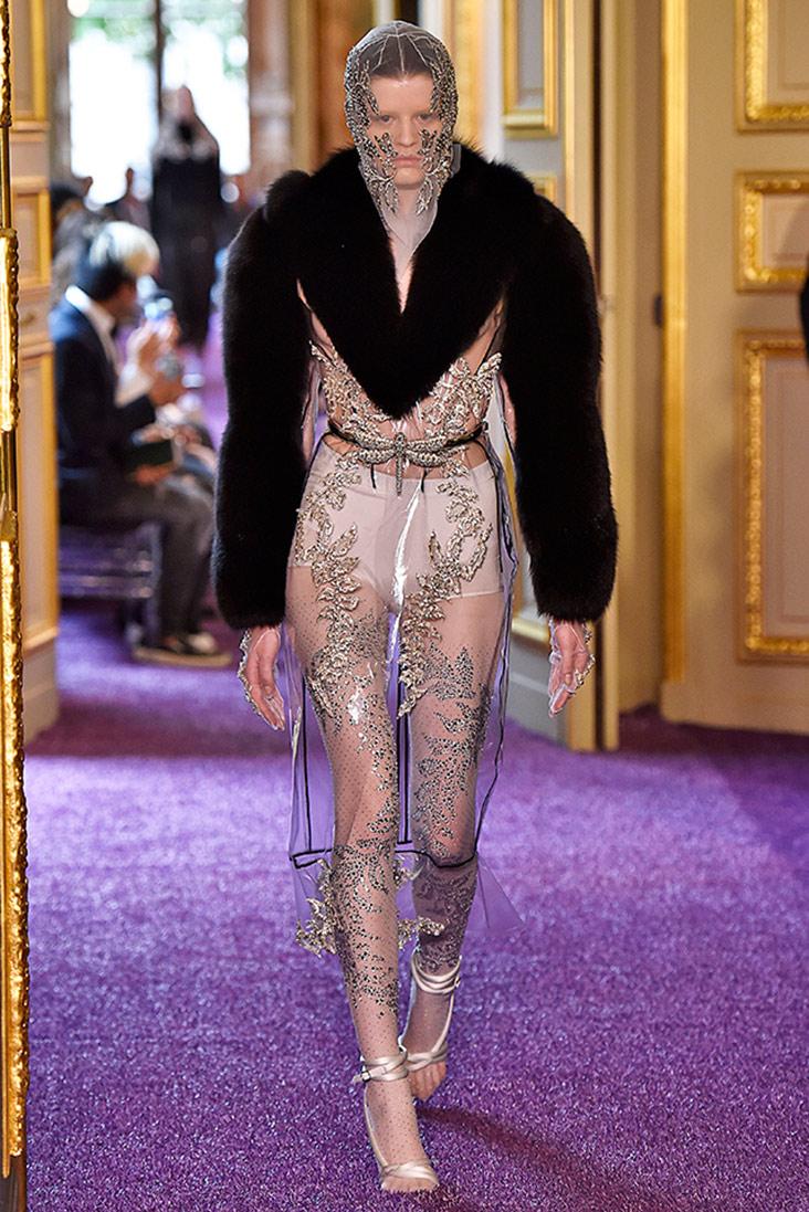 Francesco Scognamiglio FW 2016 Haute Couture