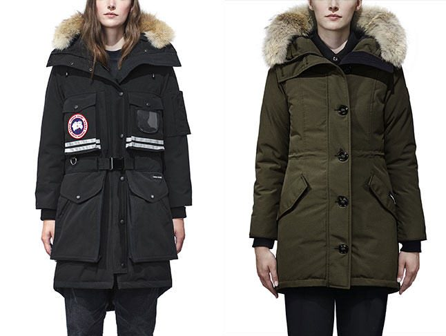 Canada Goose Parkas, Truth About Fur