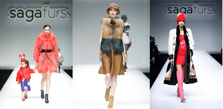 Saga Furs Celebrates 30 Years in China