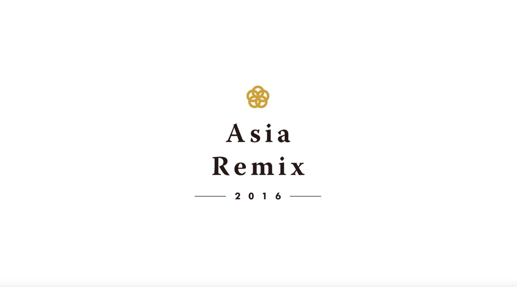 Asia Remix 2016
