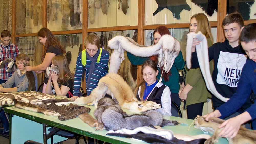 Russian Fur Union, Fur Futures