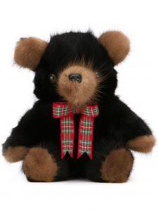 Liska Mink Teddy Bear