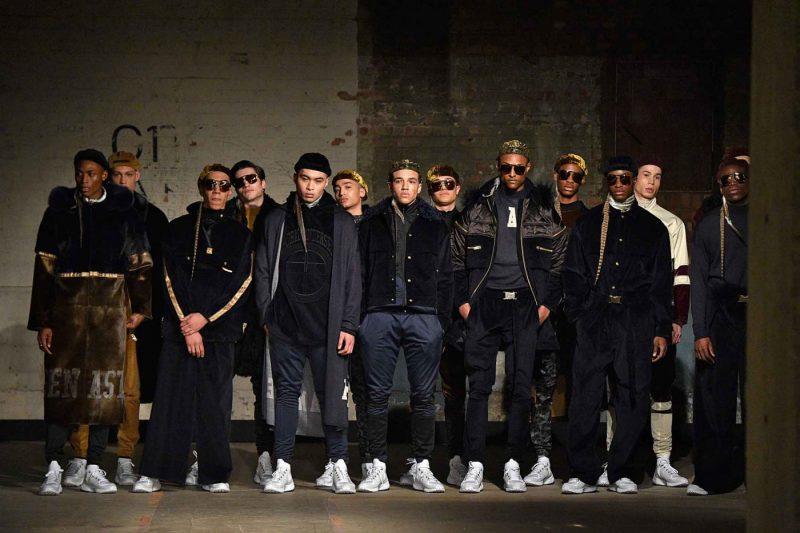 Astrid Andersen FW 2017, London Fashion Week, Fur, IFF