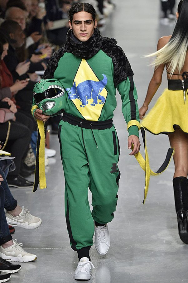 Bobby Abley London Menswear Fall Winter 2017 Fur