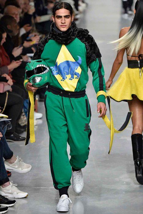 Bobby Abley, London Fashion Week, Fur, IFF