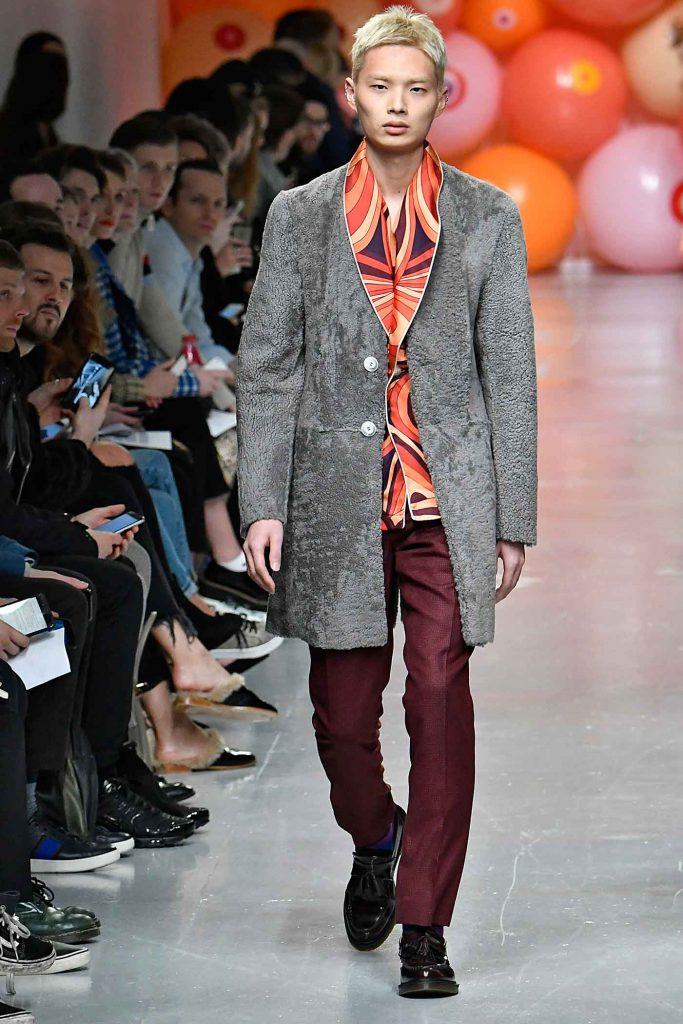 Katie Eary, London Fashion Week, Fur, IFF