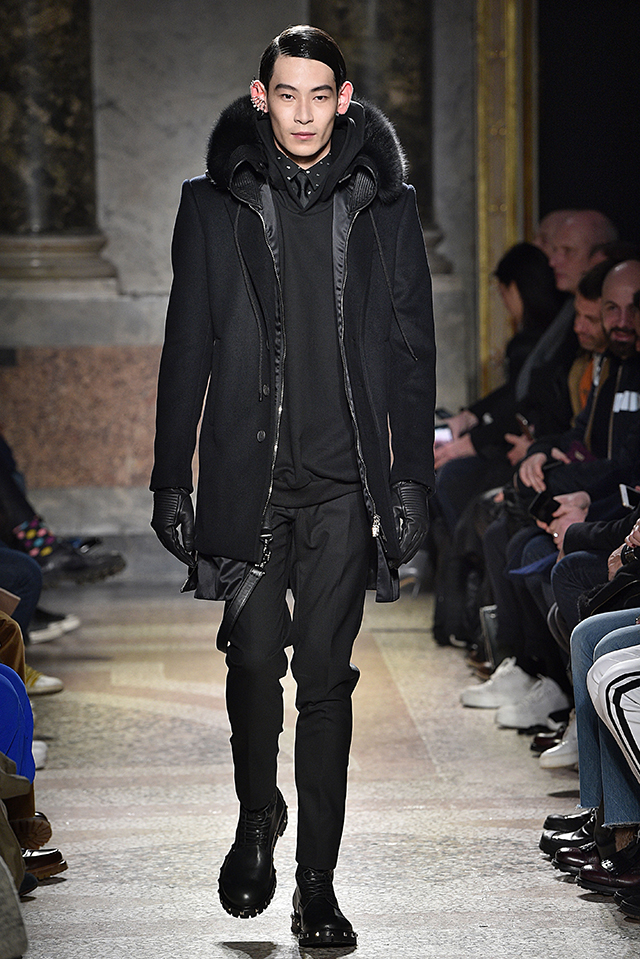 Les Hommes Milan Menswear Fall Winter 2017