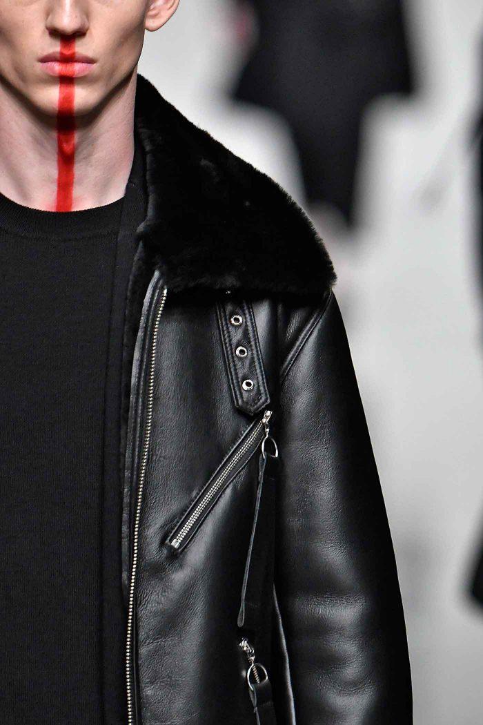 Matthew Miller FW 2017, IFF, fur, London Fashion week