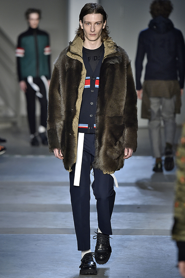 No 21 Milan Menswear Fall Winter 2017