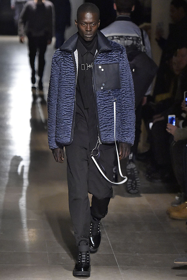 OAMC Paris Menswear Fall Winter 2017