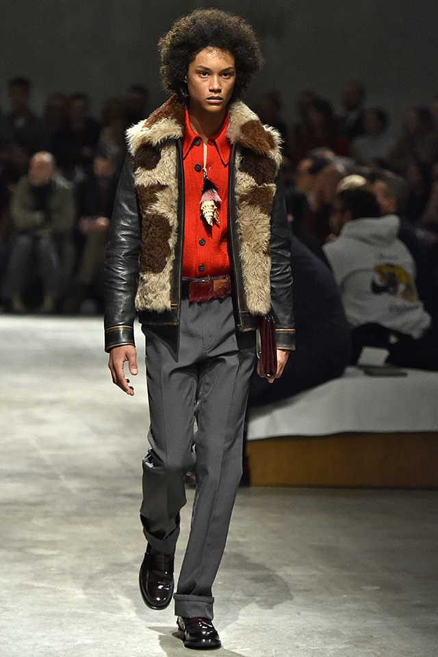 Prada Sport Milan Menswear Fall Winter 2017